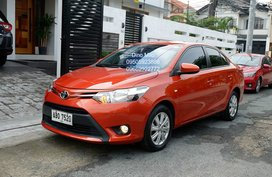 Sell Used 2015 Toyota Vios at 37000 km in Pasig