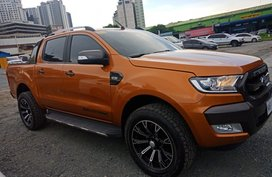 2017 Ford Ranger Automatic Diesel for sale