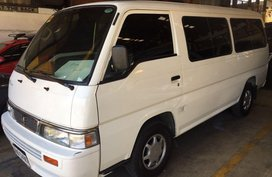 2014 Nissan Urvan Manual at 87000 km for sale