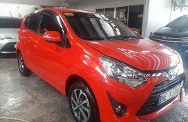 2019 Toyota Wigo Automatic for sale in Quezon City