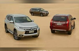 2019 Mitsubishi Montero Sport for sale in Quezon City