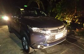 Mitsubishi Montero Sport 2018 Manual for sale in Pasig City