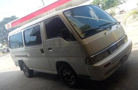 2012 Nissan Urvan for sale in Manila