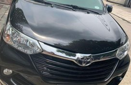 Sell Black 2018 Toyota Avanza in Quezon City