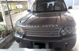 Selling Land Rover Range Rover 2009 Automatic Diesel