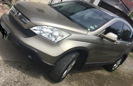 Selling 2nd Hand Honda Cr-V 2009 at 70000 km in Lipa