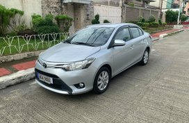 Sell Used 2015 Toyota Vios Manual Gasoline at 39000 km