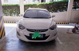 Selling Used Hyundai Elantra 2012 at 86000 km in Las Pinas