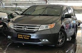 Black 2013 Honda Odyssey for sale in Makati