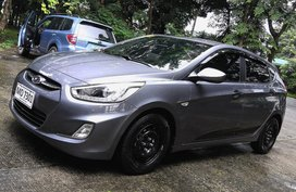 2016 Hyundai Accent Hatchback Automatic Diesel for sale
