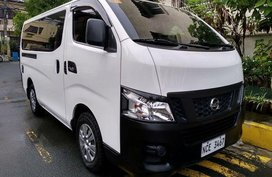 Selling Nissan Urvan 2016 Van Manual Diesel at 33000 km
