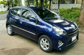 2014 Toyota Wigo for sale in Quezon City