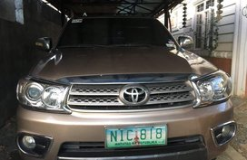 2011 Toyota Fortuner for sale in Metro Manila