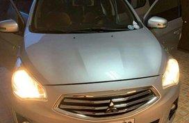 2014 Mitsubishi Mirage G4 for sale in Manila