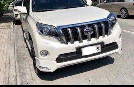 2013 Toyota Land Cruiser for sale in Manila