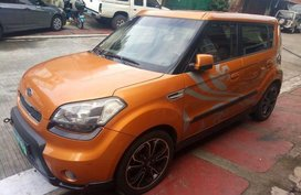 Selling Kia Soul 2010 at 80000 km in Quezon City