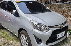 Sell Silver 2019 Toyota Wigo in Quezon City