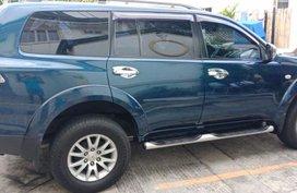 2011 Mitsubishi Montero Sport for sale in Manila