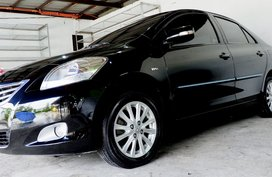 Black 2012 Toyota Vios at 49000 km for sale in Angeles