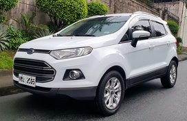 White 2016 Ford Ecosport at 23000 km for sale