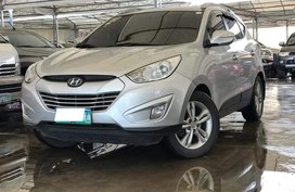 Silver 2012 Hyundai Tucson Diesel Automatic for sale