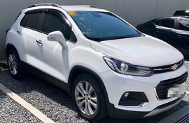 White 2018 Chevrolet Trax for sale in Quezon City