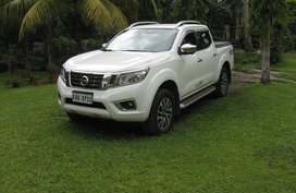 Sell White 2018 Nissan Navara Automatic at 10000 km