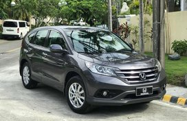 Used 2015 Honda Cr-V at 45000 km for sale in Metro Manila