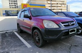 Used Honda Cr-V 2002 for sale in Baguio