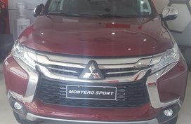 Brand New Mitsubishi Montero Sport 2019 for sale in Manila