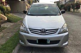 Used 2009 Toyota Innova Automatic Gasoline for sale