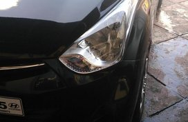 Black 2018 Hyundai Eon Hatchback for sale in Laguna