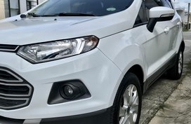 White 2016 Ford Ecosport at 50000 km for sale