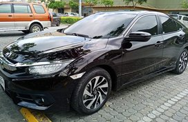 Selling Used Honda Civic 2017 at 7000 km in Angeles