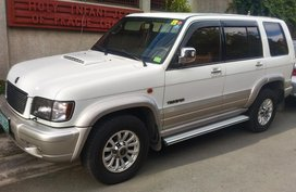 Used Isuzu Trooper 2002 for sale in Quezon City