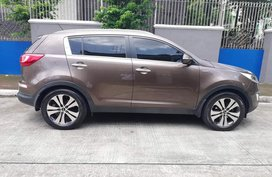 Used 2011 Kia Sportage Automatic Gasoline for sale