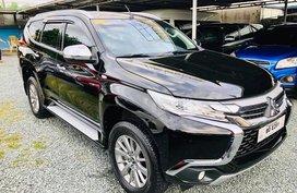 Sell Black 2017 Mitsubishi Monter Sport at 5000 km in Las Pinas