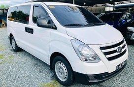 Used 2017 Hyundai Grand Starex Manual Diesel for sale in Las Pinas