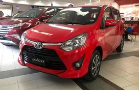 Brand New Toyota Wigo 2019 Hatchback for sale in Quezon City