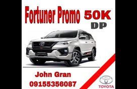 Selling Brand New Toyota Fortuner 2019 in Quezon City