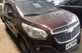 2015 Chevrolet Spin for sale in Quezon City
