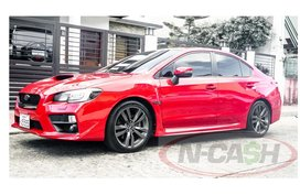 2016 Subaru Wrx for sale in Quezon City