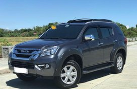2017 Isuzu Mu-X for sale in Las Pinas