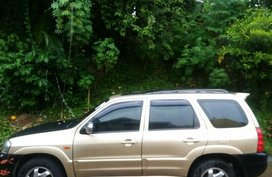 2005 Mazda Tribute for sale in Quezon City