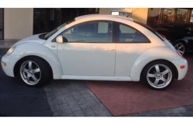2001 Volkswagen Beetle for sale in Makati