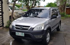 Sell Silver 2003 Honda Cr-V at 88000 km in Caluya