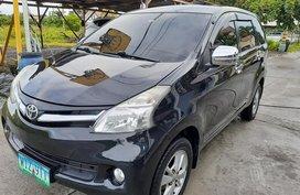 Sell Black 2014 Toyota Avanza at 52000 km