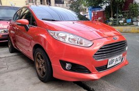 Selling Used Ford Fiesta 2015 Hatchback in Lucena