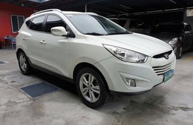 Used Hyundai Tucson 2011 Automatic Gasoline for sale in Las Pinas