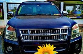 Sell Black 2009 Isuzu Alterra Automatic Gasoline